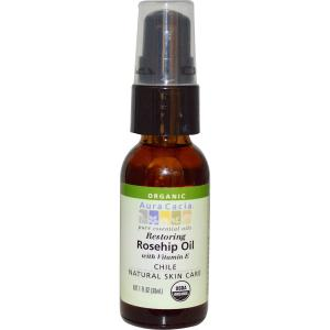 aura cacia rosehip oil
