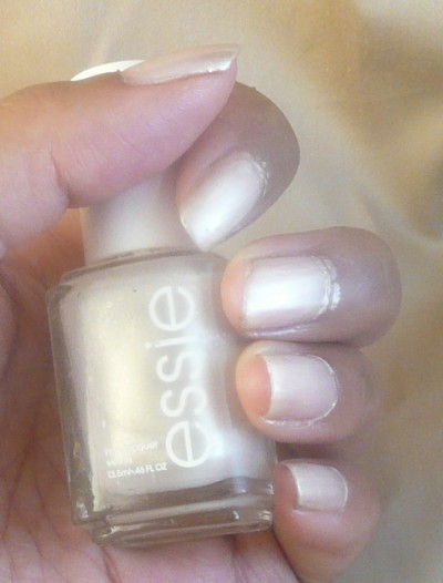 Essie show me the ring