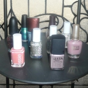 My Top 10 Polishes