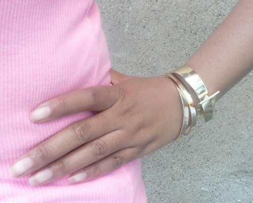 hm stacked bangles