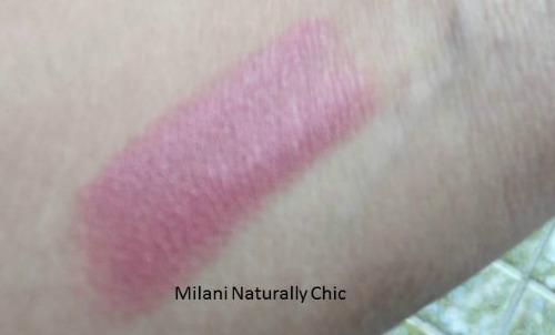 milani naturally chic swatch