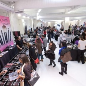 Holiday Beauty – The Makeup Show Pop Up Shop NYC