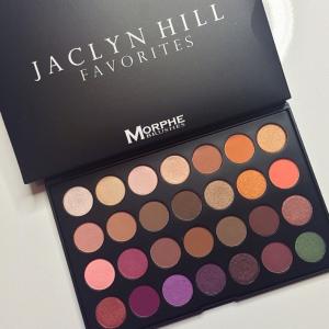morphe jaclyn hill favorites