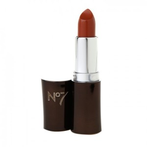 boots No.7 lipstick bare