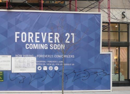 forever 21 center city philadelphia