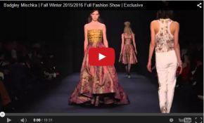 #NYFW 2015 on YouTube