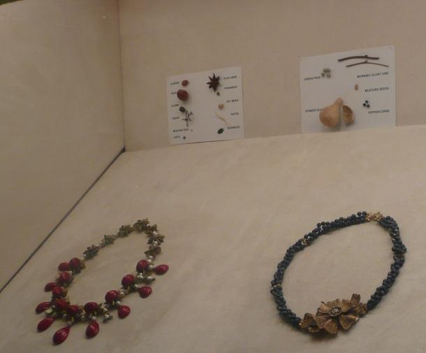 flower show jewelry