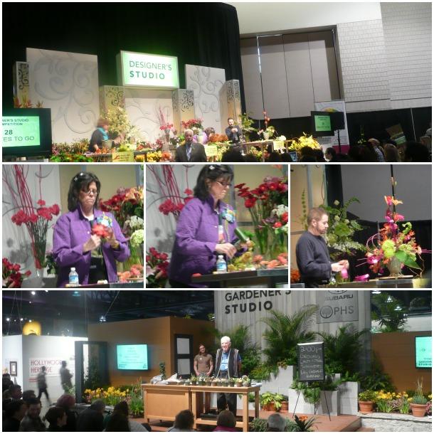 flower show presentations