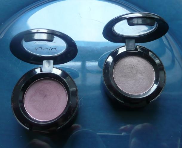 NYX Nude Matte Eye Shadows