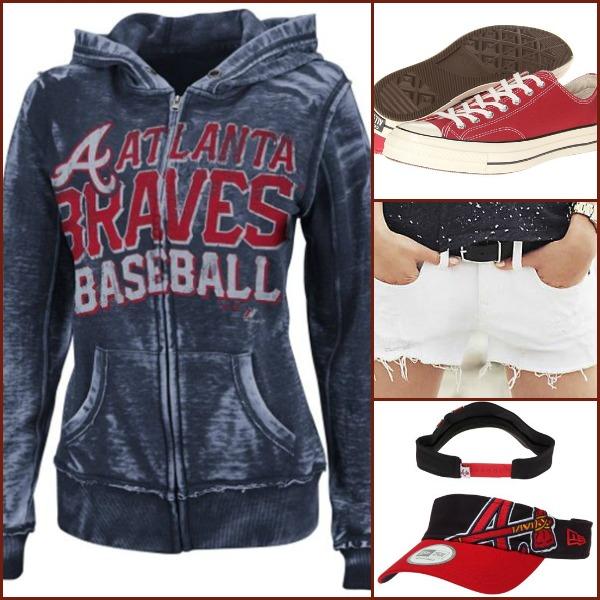 atlanta braves hoodie outfit