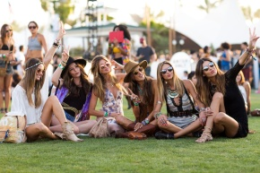 The Look of Coachella – 6 Styles That Define Festival Fashion