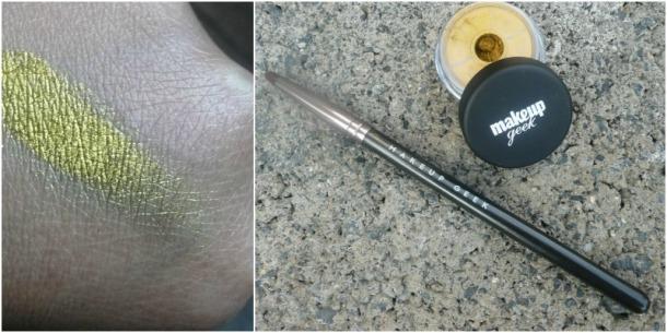 makeup geek pencil brush liquid gold