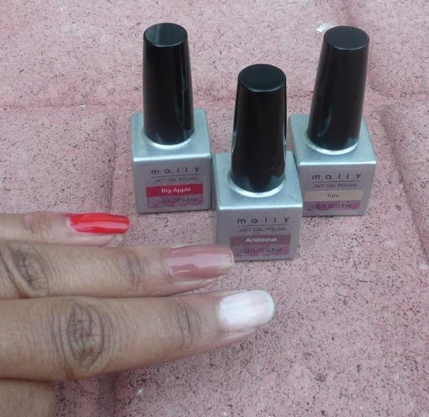 mally nail colors