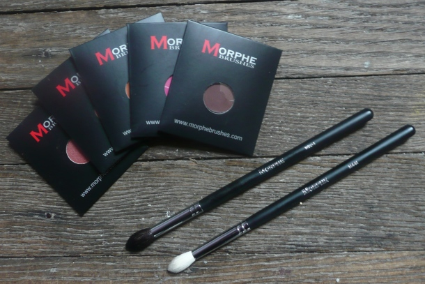 morphe brushes haul