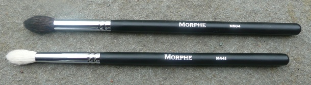 morphe brushes m501 m504