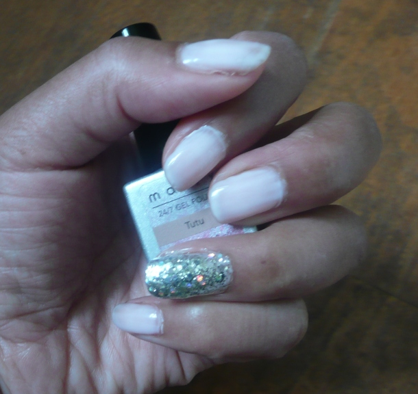 Mally Gel Polish Tutu