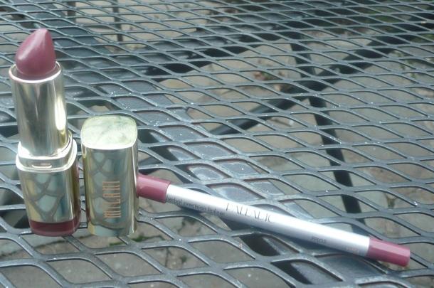 Palladio Lip Liner Cabernet + Milani Rose Femme product