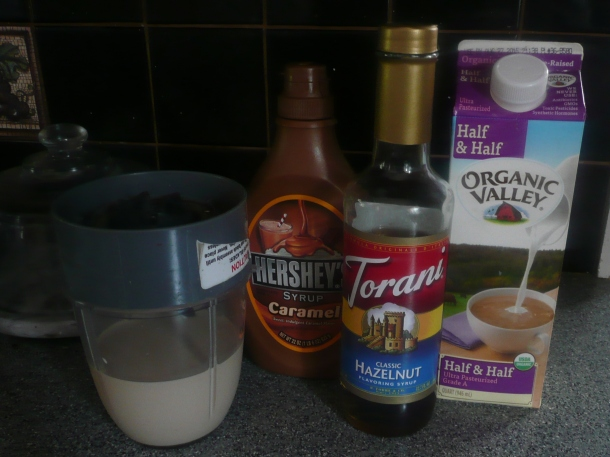 frappe ingredients