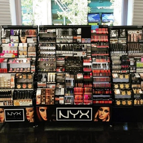 New Beauty Stores! NYX in Cali and # in NYC